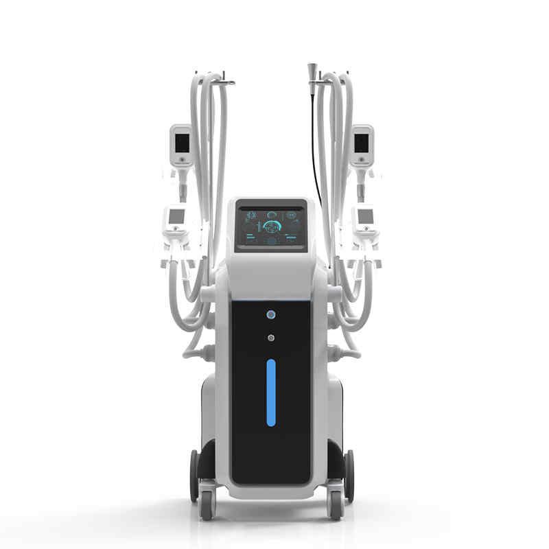 High Quality Multi Cryo Heads Fat Reduction Body Sculpture Cryolipolysis Fat Freezing Machine (6)(1)